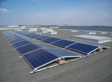 Entreprise - Panneaux photovoltaïques en autoconsommation solaire