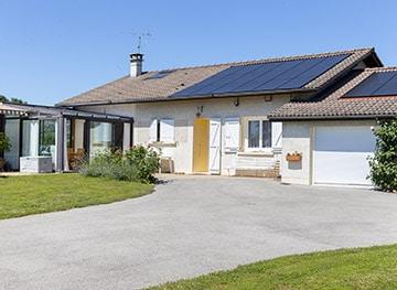 Particulier - Panneaux photovoltaïques en autoconsommation solaire