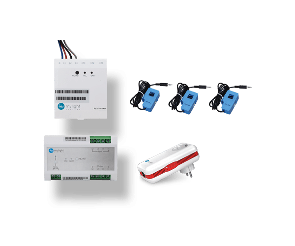Solution monitoring autoconsommation solaire