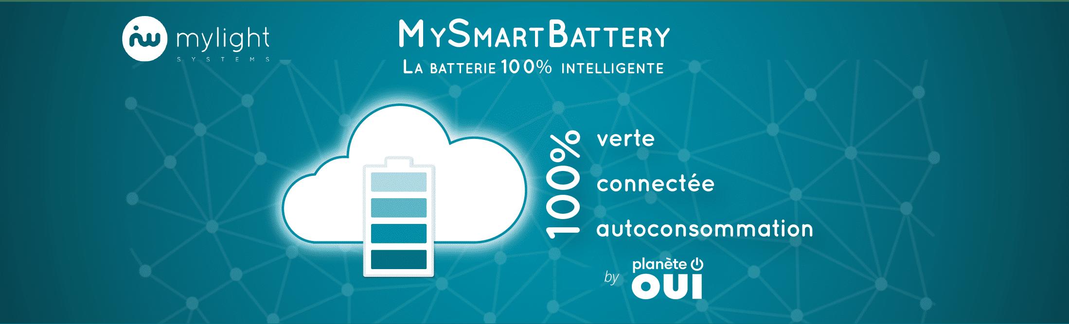 MySmartBattery, la batterie révolutionnaire