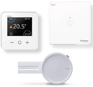 Thermostat connecté pour la gestion du chauffage